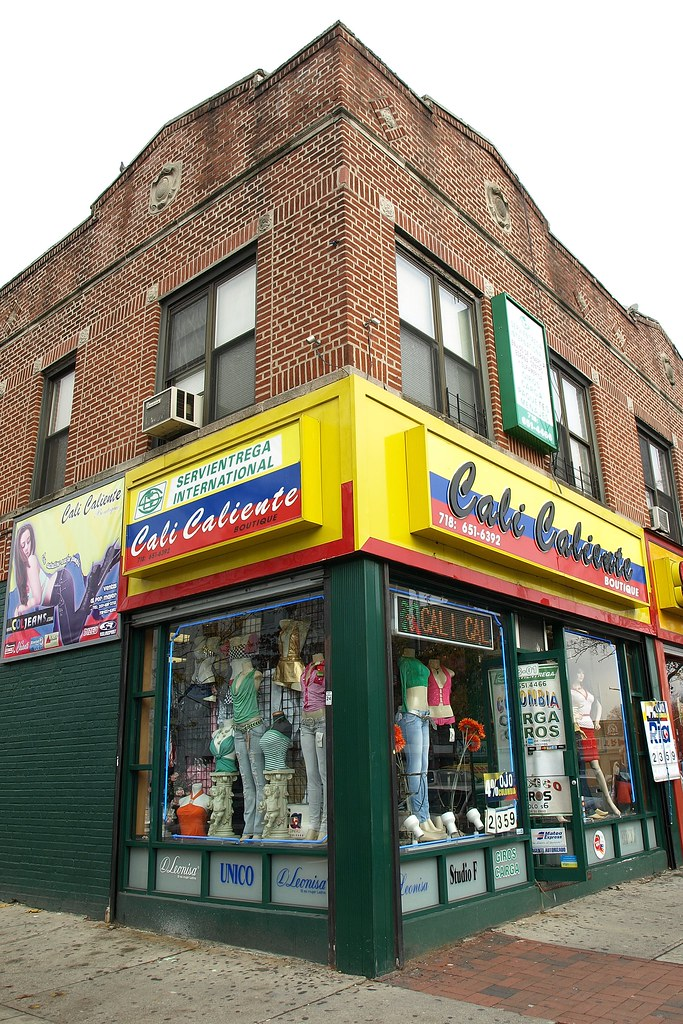 Cali Caliente Boutique 2, Jackson Heights, Queens New York