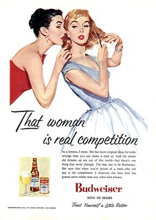 1956 - Beer Makes You Catty | by clotho98