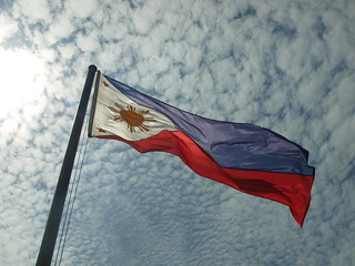 The Philippine flag | by Arbet