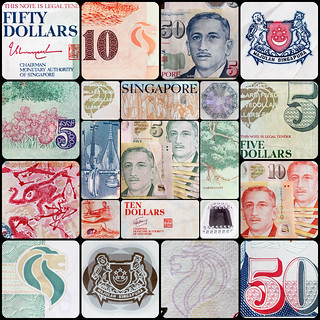 Singapore Dollar notes | Useful for travel: currency calcura