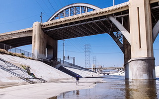 LA River. | by onedeuxpunch