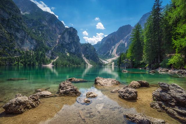 Heaven's Lake