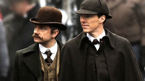 First Look: Sherlock Special | by BagoGames