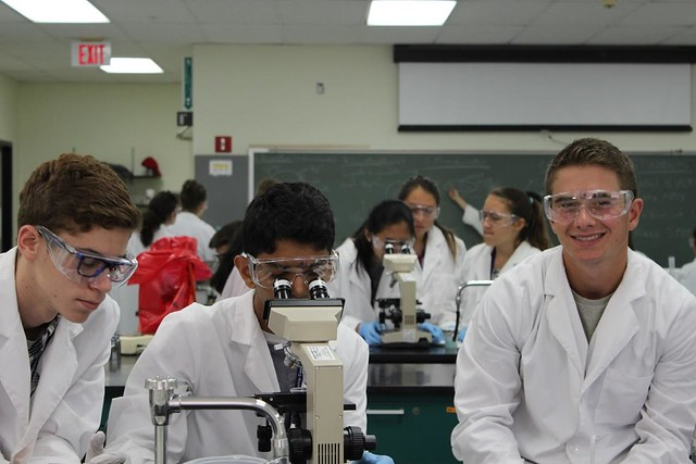 Biotech RU Student Center Biotechnology Lab Aug 8, 2015