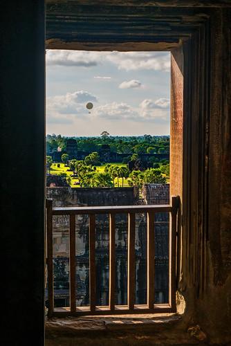 Fantastical Window in Siem Reap | by essjayt