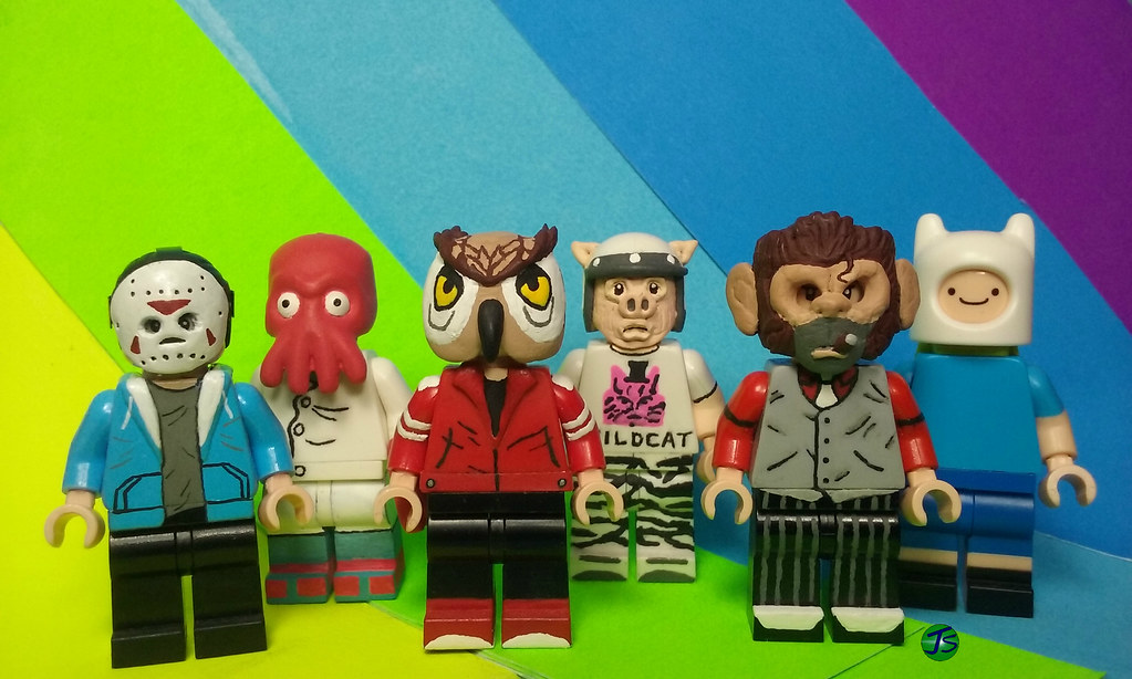 LEGO Vanoss Crew | So to start off 2017 I have finished The