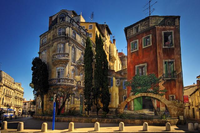 Montpellier Mural