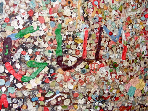 GUM ~ Seattle Gum Wall | by vikisuzan
