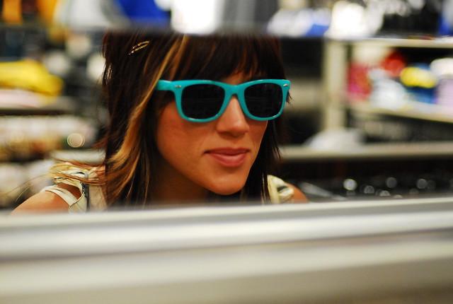 Michelle/sunglasses