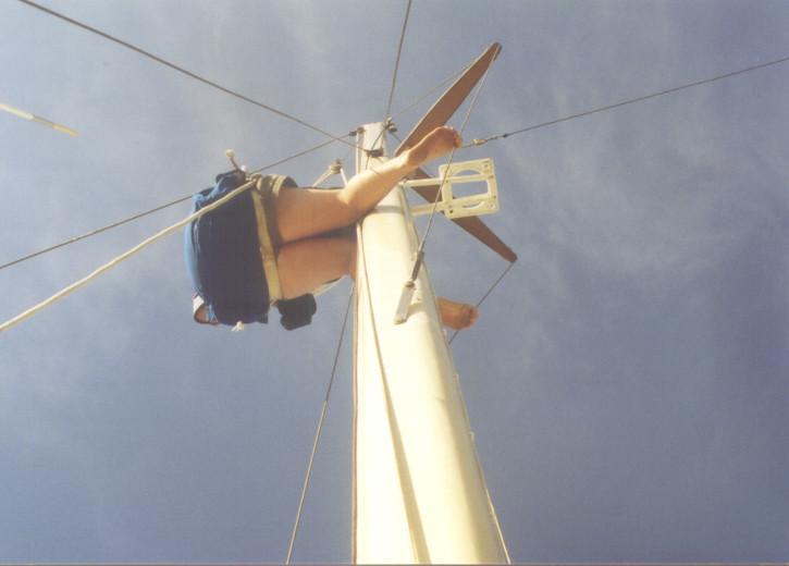 Installing the Radar