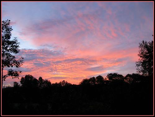 sky landscape ciel paysage