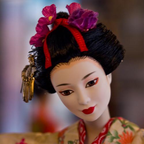Geisha Barbie | Geisha Barbie Doll | Bill Oriani | Flickr