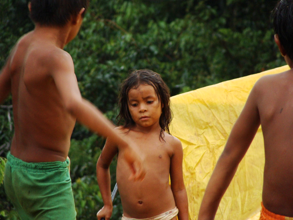 Brazilian nudist family — pic 8