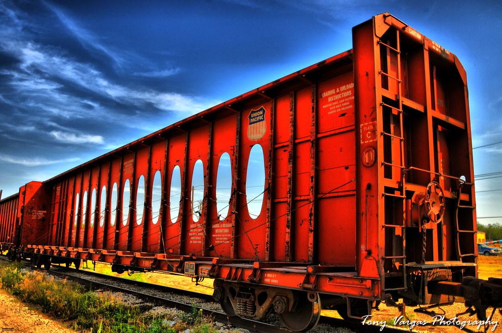 McAllen Train