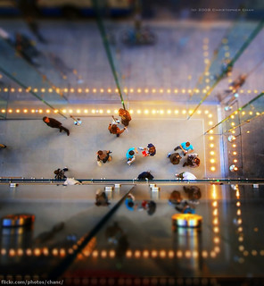 Sydney Apple Store Miniature | by Christopher Chan