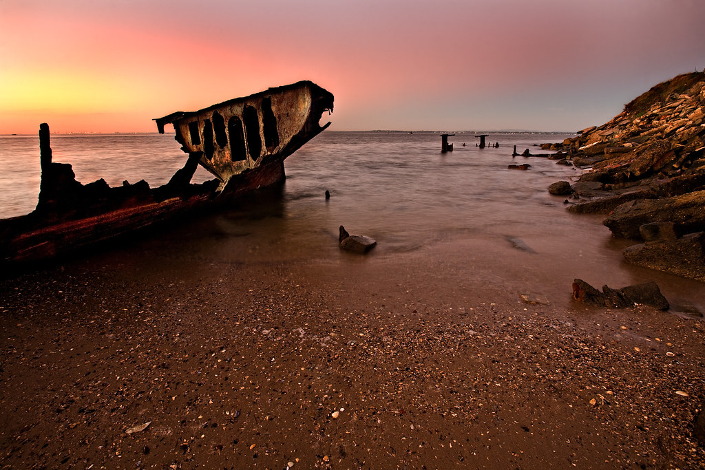 Image: Shorely Wrecked