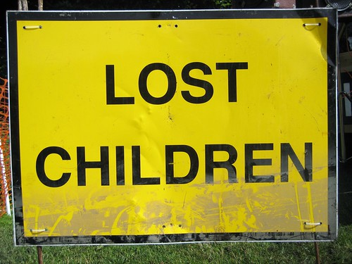 Lost Children? | by tomaszd