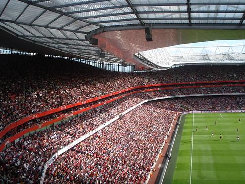 The Emirates Stadium | by davidhc