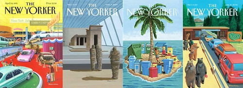 Bruce McCall New Yorker Covers | by John Niedermeyer