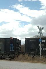 ABBQ #71: Austin Western Railroad Switching Fuqua Limestone, Elgin, Tex. (DH08) | by Rob Bellinger