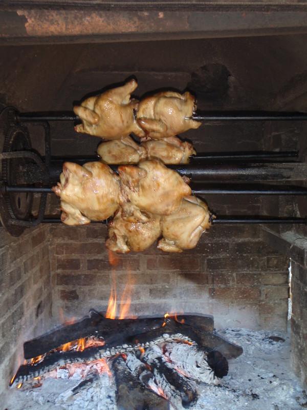Moncha's Chicken - Costa Rica