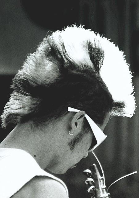 Lwd: Sunlight in his hair