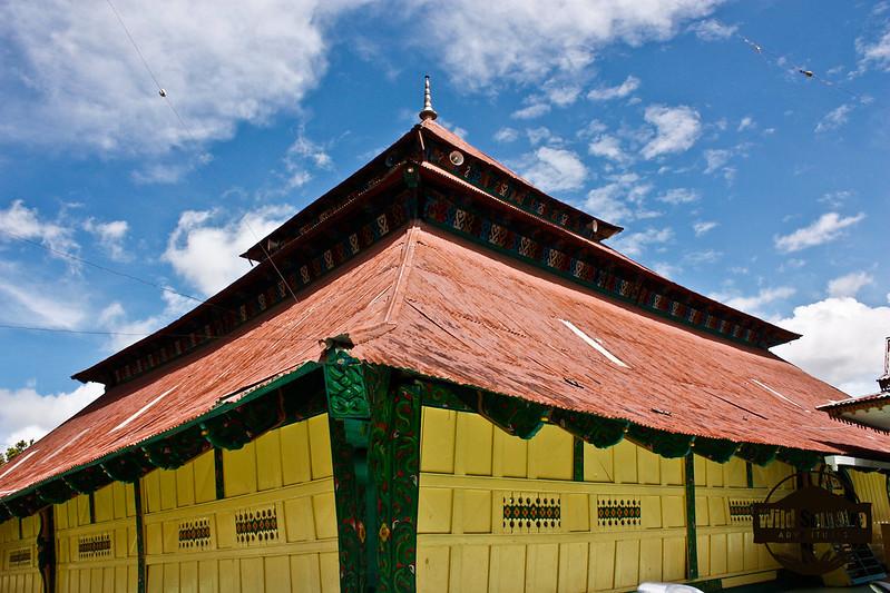 Mesjid Agung, Kerinci Valley