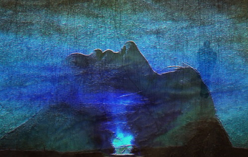 Dreaming   by h.koppdelaney