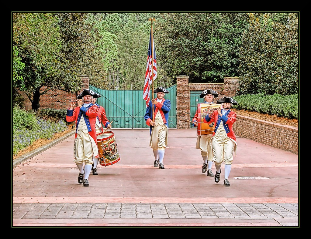 Disney - Spirit of America - 1