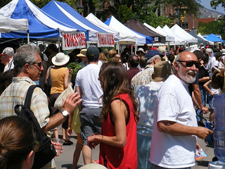 People Boulder Farmers Market July 08 | by wordcat57
