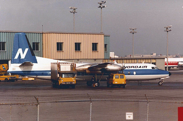 Nordair FH-227 C-FNAJ