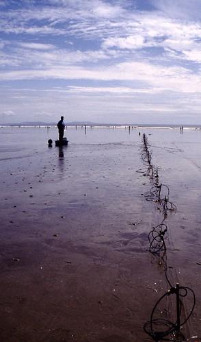 Pendine beach