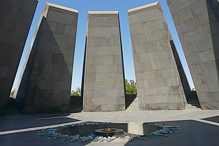 Armenian Genocide Memorial - Yerevan | by Rita Willaert