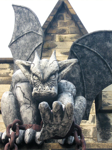"""""""Stop ... and Obey the Gargoyle"""" by UrbanPerspectiV"""