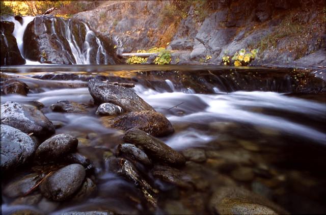 Pauley Falls