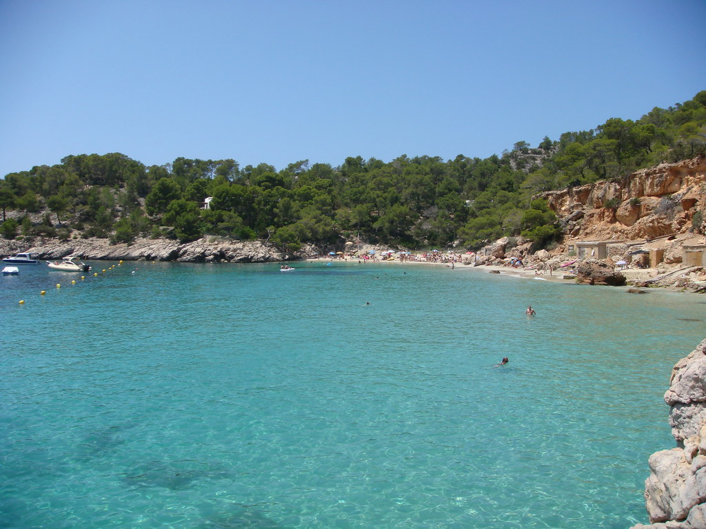 Ibiza Spain | I took these pictures in Ibiza after the weddi