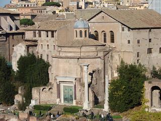 2006-12-17 12-22 Rom 404 Foro Romano Santi Luca e Martina | by Allie_Caulfield