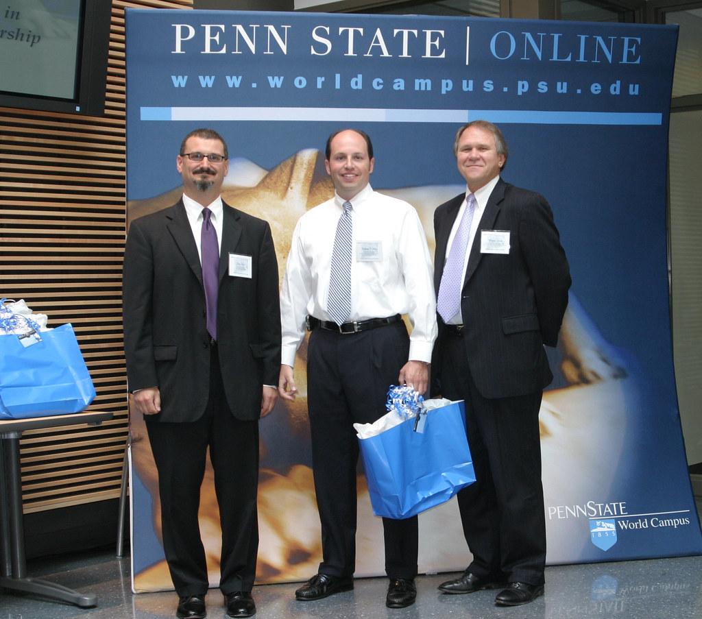 Penn state world campus graduate application dates