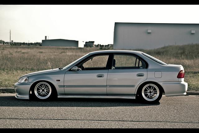 1999 Honda Civic Lx >> 1999 Honda Civic Lx Samuel Paul Vang Flickr