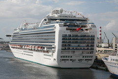 Crown Princess (Passenger (Cruise) Ship)   by cliff1066™