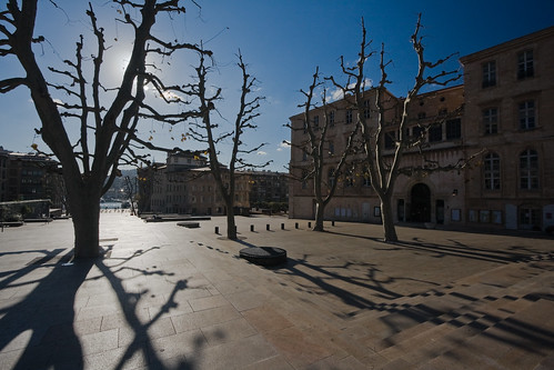 City Hall of Marseille by mouzhik