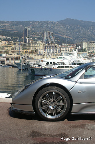 grand prix historique monaco 2006 pagani zonda boat view flickr