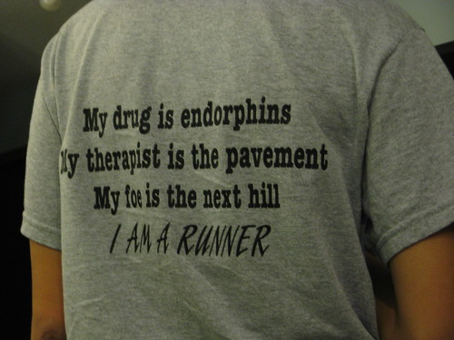 I Am A Runner | by nordicteem