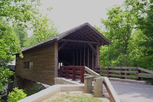 Harrisburg Covered Bridge   by ardee4