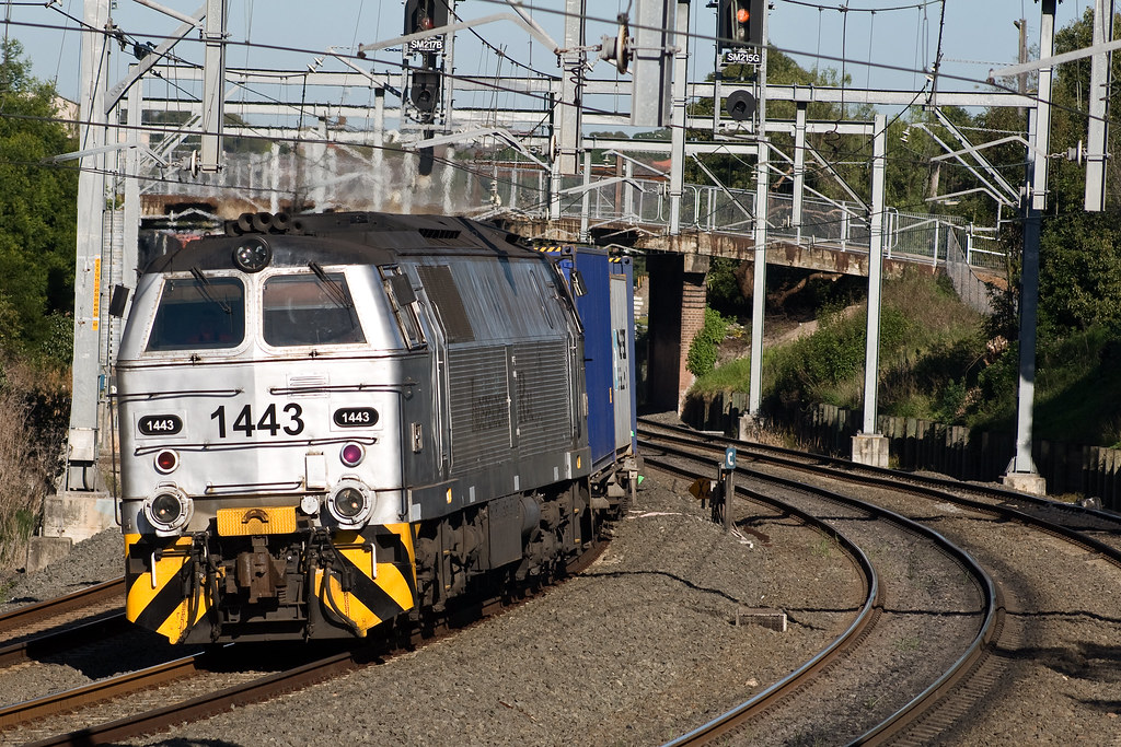 1443 at Campsie by Trent
