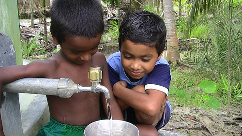 Clean & Safe Drinking Water by Save the Children USA   by uncultured