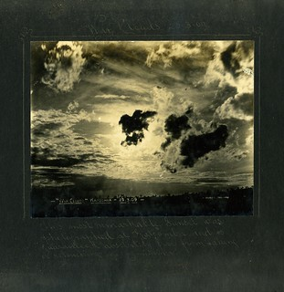 War Clouds, Katoomba 25.3.1909