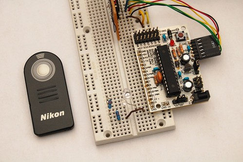 Arduino-based remote | by cibomahto