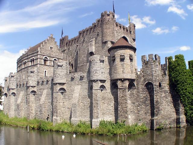 Castle, Ghent, Belgium 2008