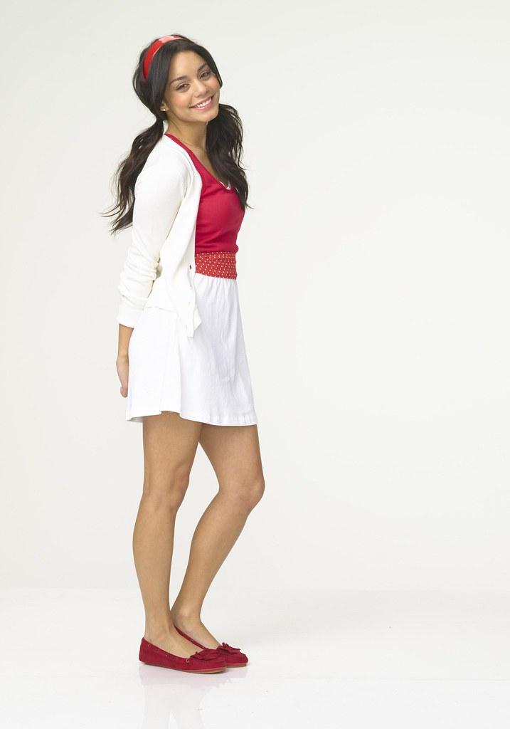 dcc6b56acde ... Vanessa Hudgens - Gabriella Montez - High School Musical